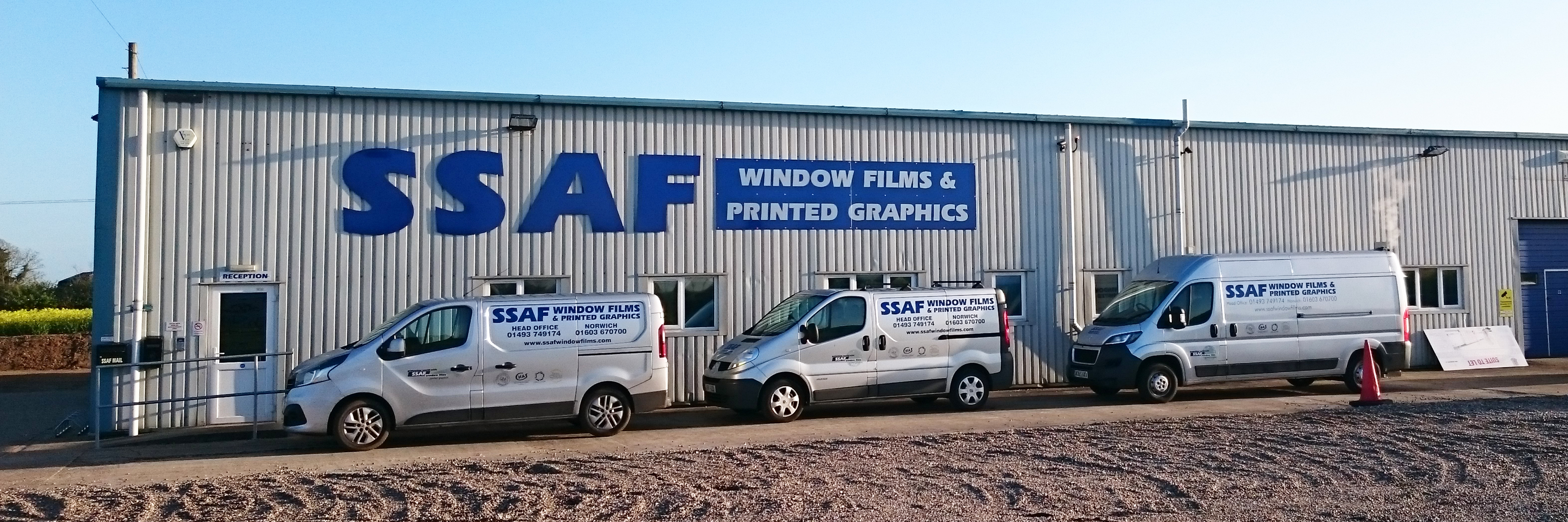 SSAF Window Films Work Shop