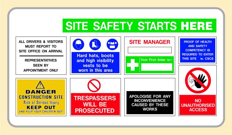 Site Boards