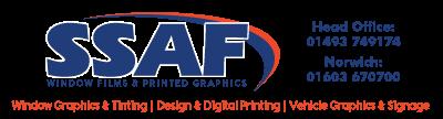 SSAF Window Films Ltd
